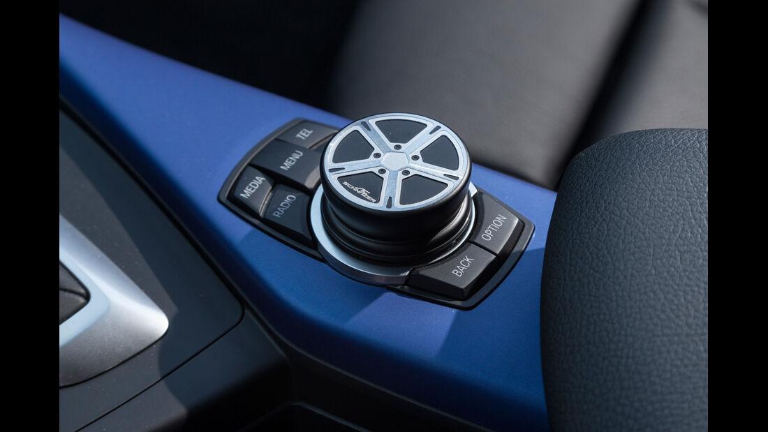 AC Schnitzer-BMW M135i xDrive, Bedienelement