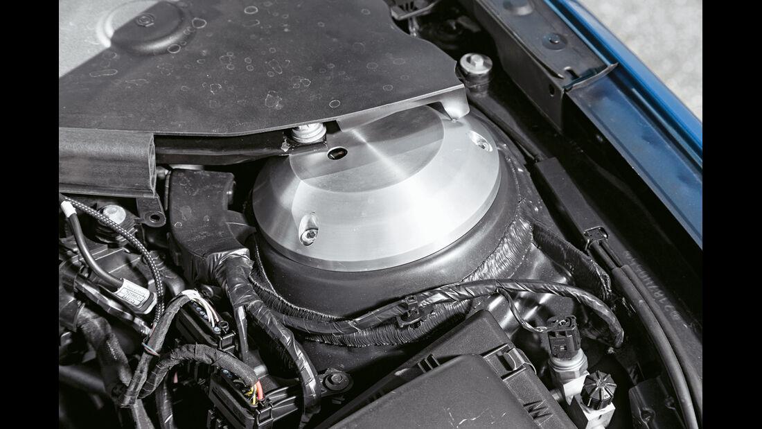 AC Schnitzer-BMW M135i xDrive, Domlager