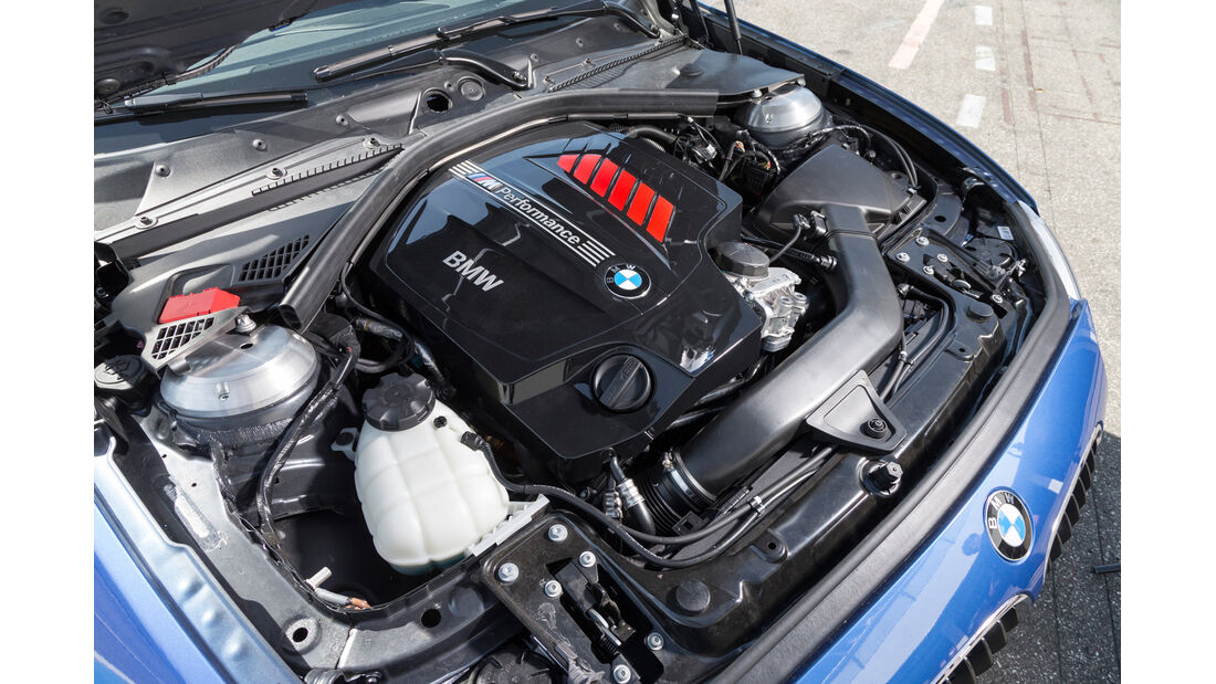 AC Schnitzer-BMW M135i xDrive, Motor