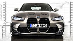 AC Schnitzer BMW M3 G80 Tuning