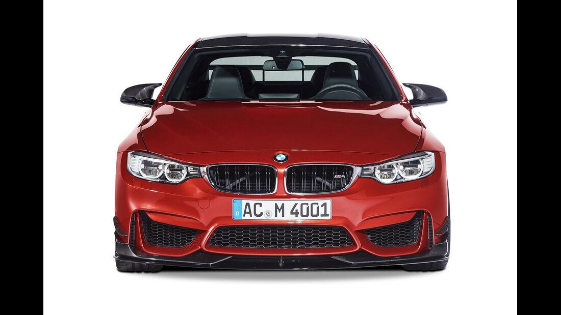 AC Schnitzer BMW M4 Rennsport Tuning
