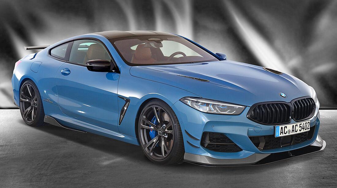 AC Schnitzer-BMW M850xi - Tuning - Coupé - sport auto Award 2019