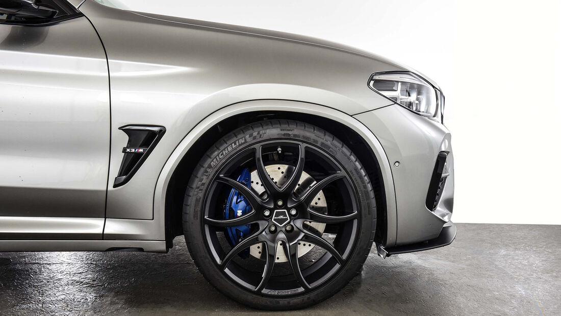 AC Schnitzer - BMW X3 M - SUV - Tuning