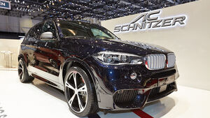 AC Schnitzer BMW X5, Genfer Autosalon, Tuning, 03/2014