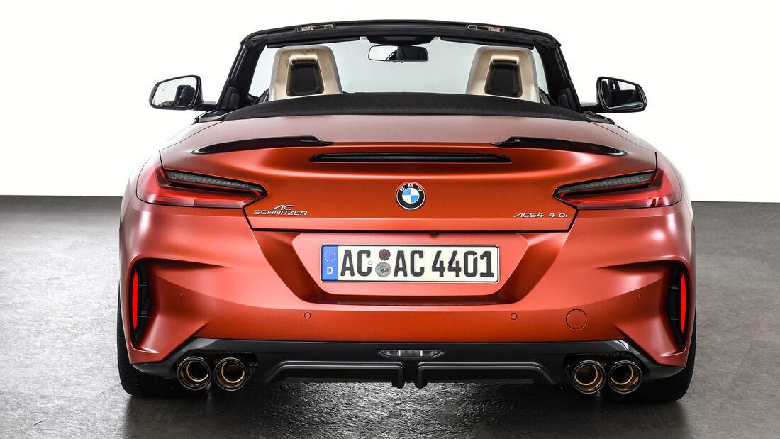 AC Schnitzer BMW Z4 ACS 4.0i