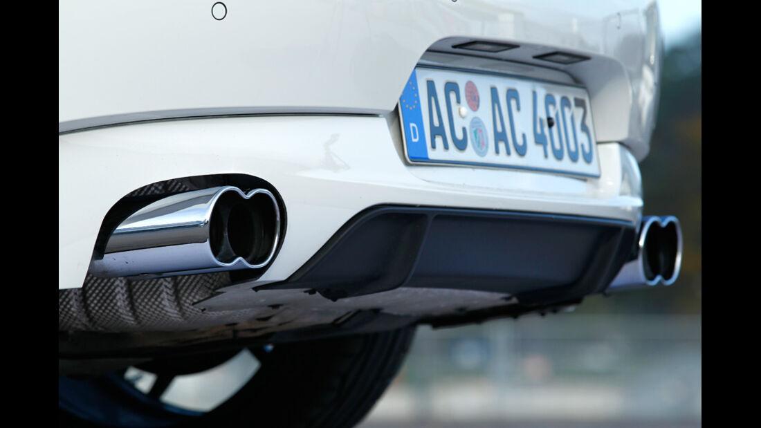 AC Schnitzer-BMW Z4 sDrive35iS Auspuff