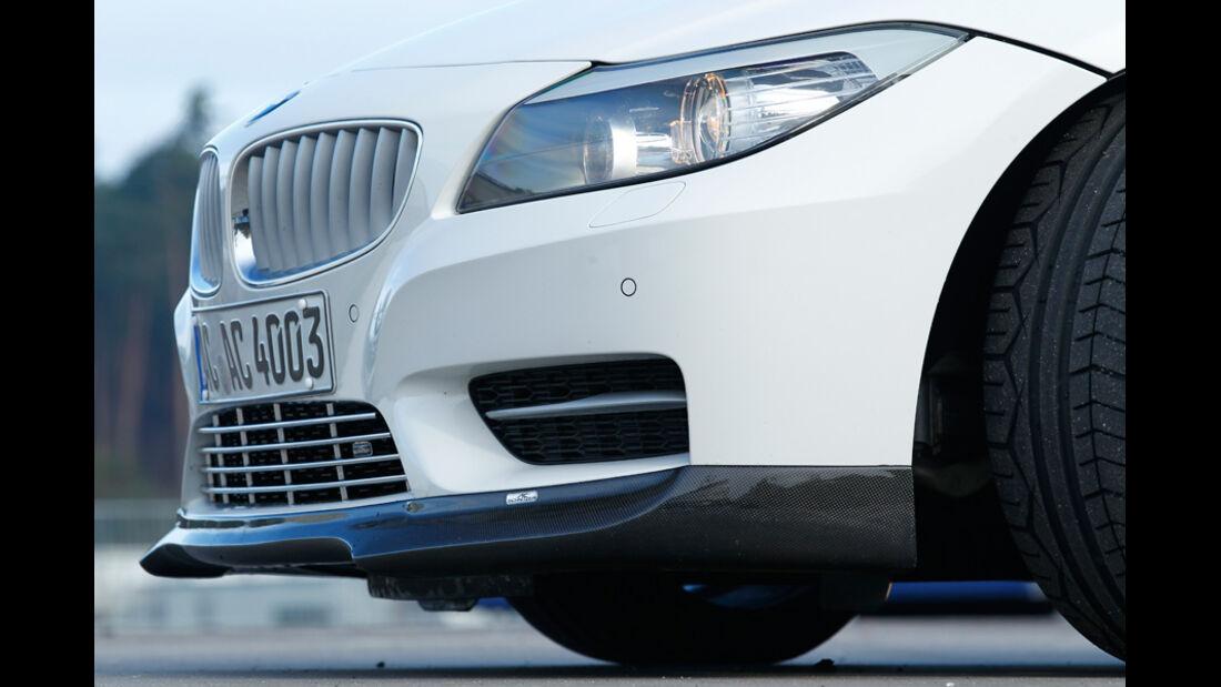 AC Schnitzer-BMW Z4 sDrive35iS Front Scheinwerfer
