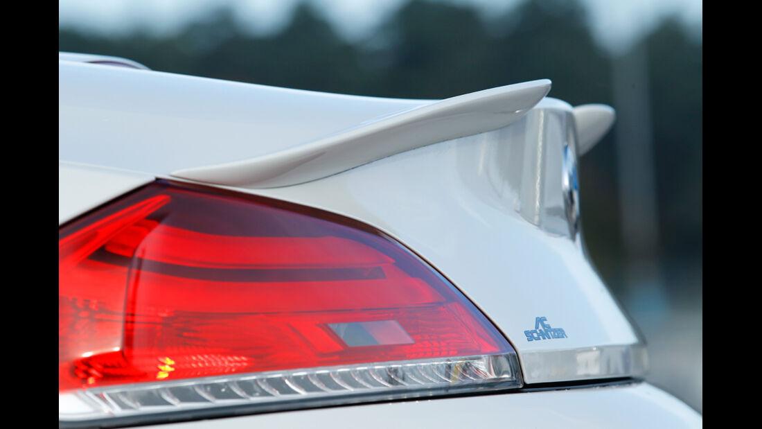 AC Schnitzer-BMW Z4 sDrive35iS Heckspoiler