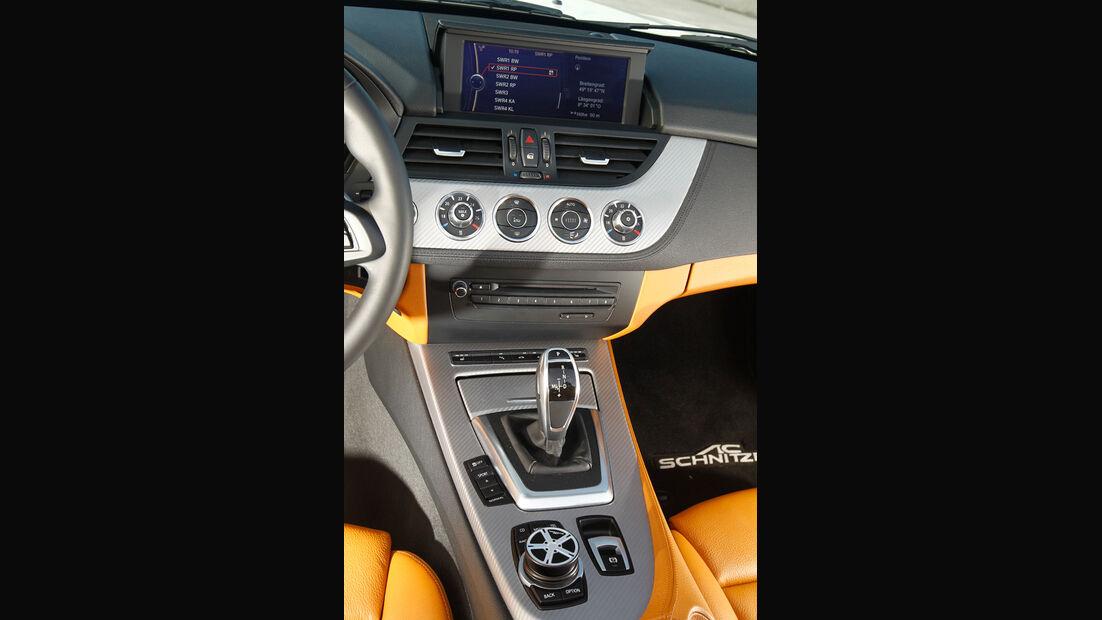 AC Schnitzer-BMW Z4 sDrive35iS Schaltung