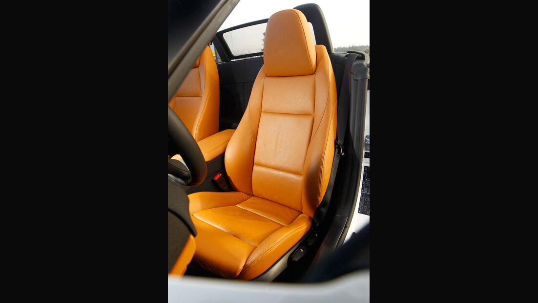 AC Schnitzer-BMW Z4 sDrive35iS Sitz