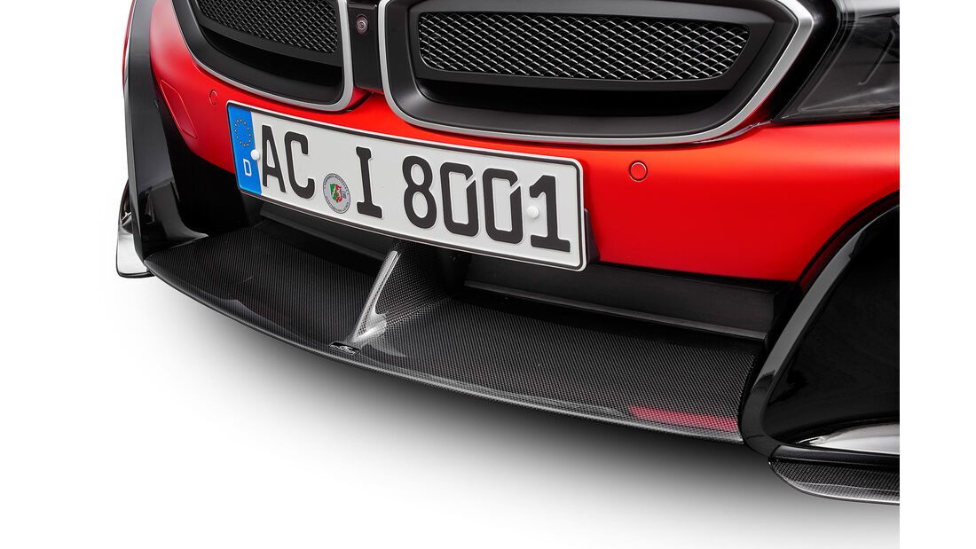 AC Schnitzer BMW i8 ACS8.