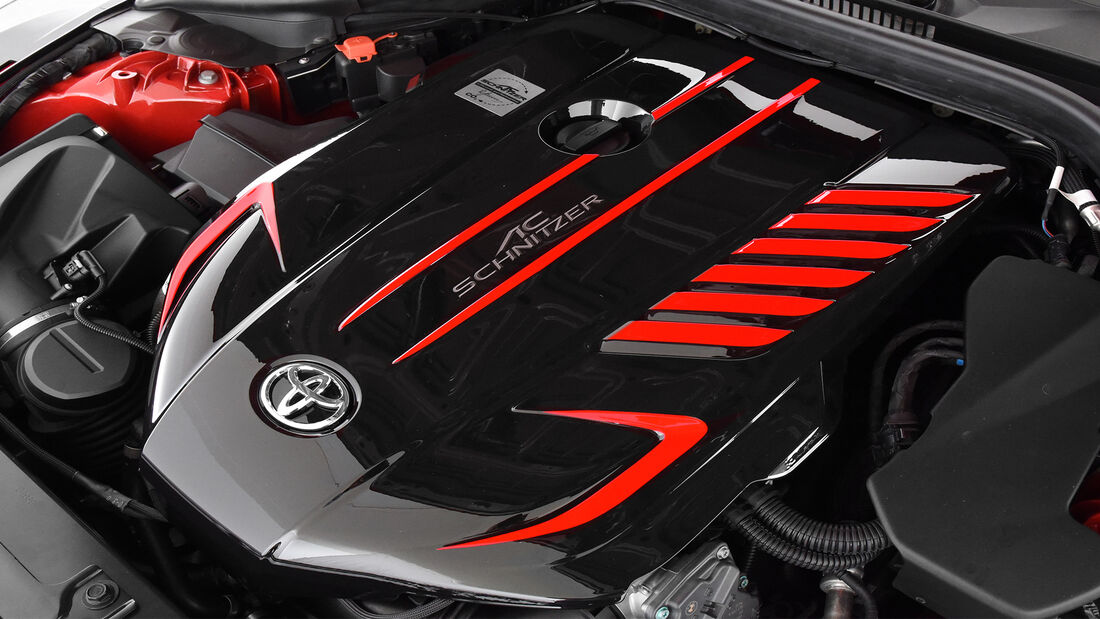 AC Schnitzer Toyota Supra GR