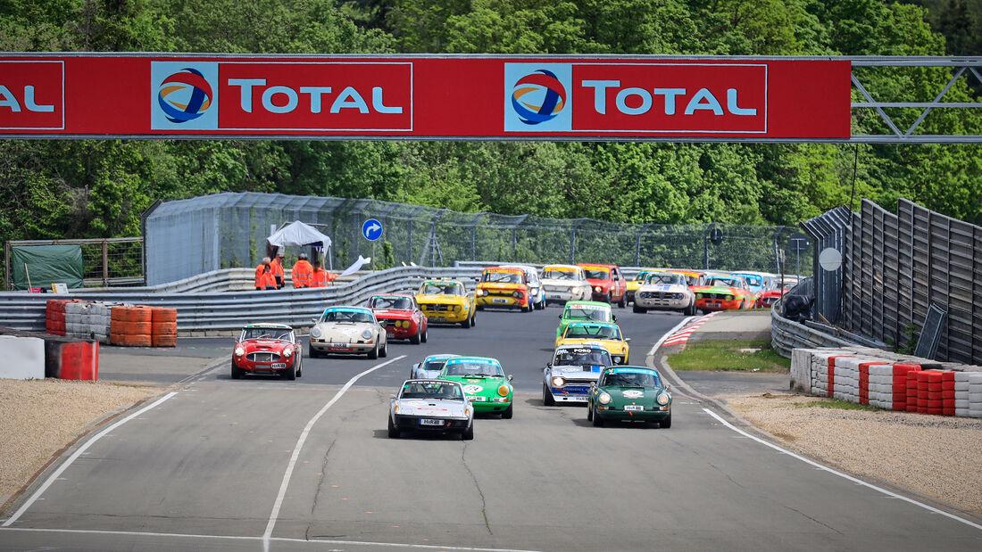 ADAC 24h-Classic - 24h-Rennen Nürburgring - Nürburgring-Nordschleife - 4. Juni 2021