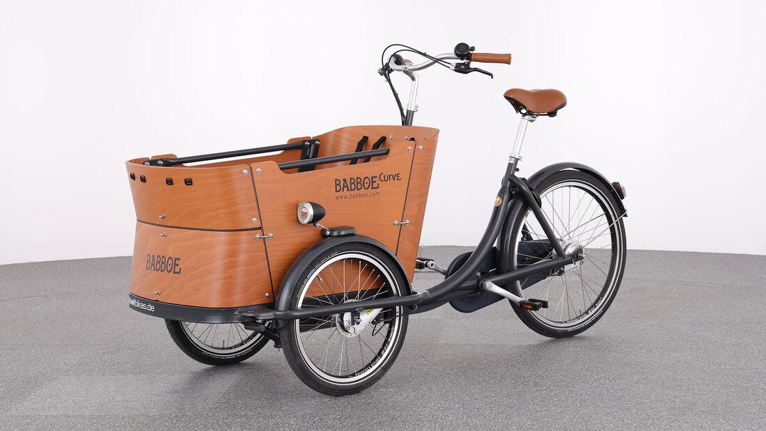 ADAC-Crashtest Fahrrad