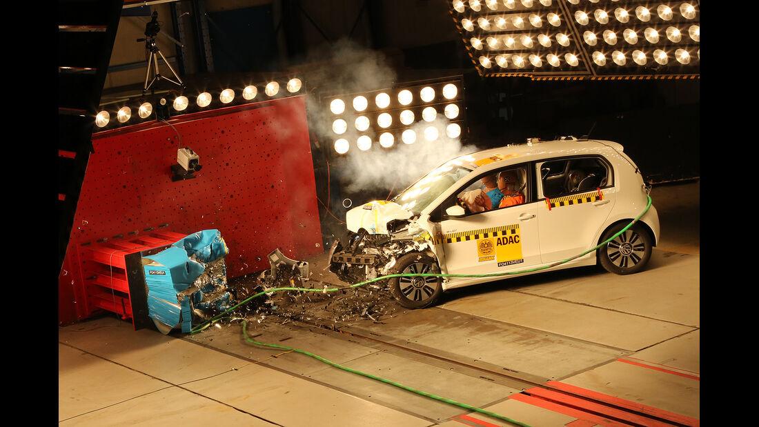 ADAC Crashtest VW E-Up