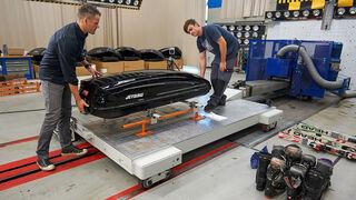 ADAC Dachboxen-Test 2020