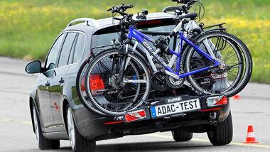 ADAC Fahrradträgertest 2019