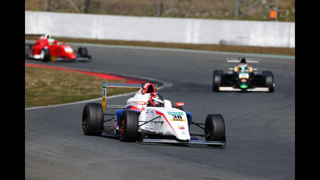 ADAC Formel 4 - Luca Engstler - Engstler Motorsport - Testfahrten - Oschersleben