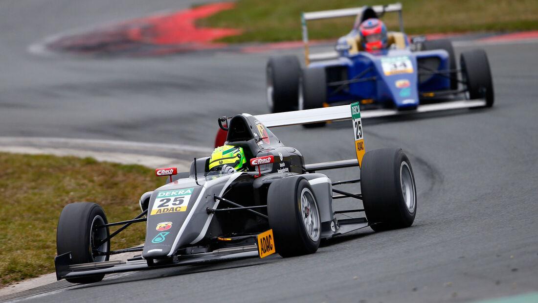 ADAC Formel 4 - Mick Schumacher - Testfahrten - Oschersleben