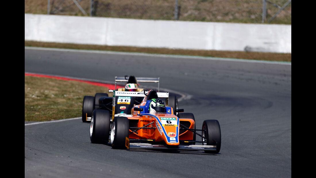 ADAC Formel 4 - Mike Ortmann - kfzteile24 Mücke Motorsport - Testfahrten - Oschersleben