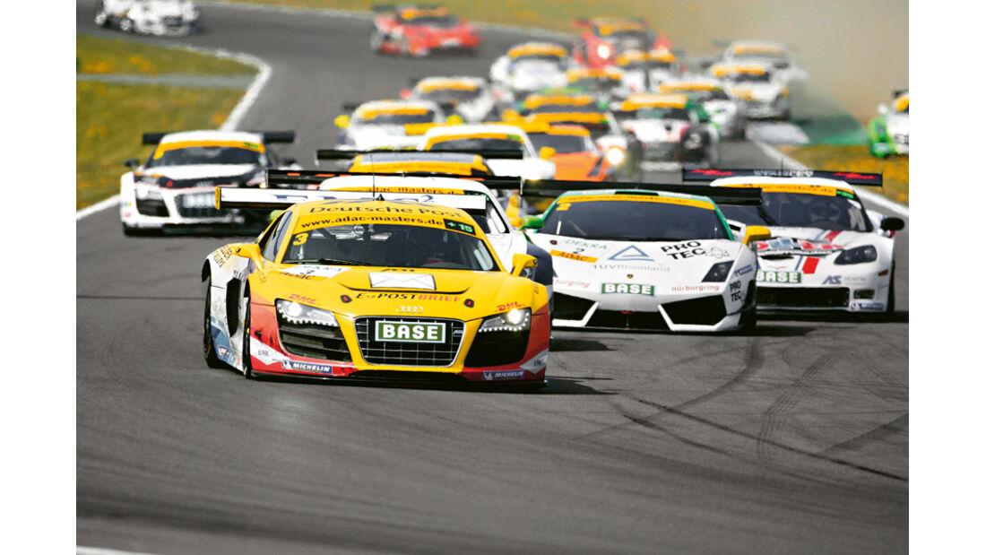 ADAC GT Masters 2011