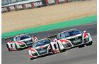 ADAC GT Masters, Audi-Flotte