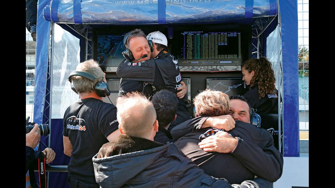 ADAC GT Masters, Gewinner, Team