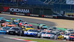 ADAC GT Masters, Start, Fahrerfeld
