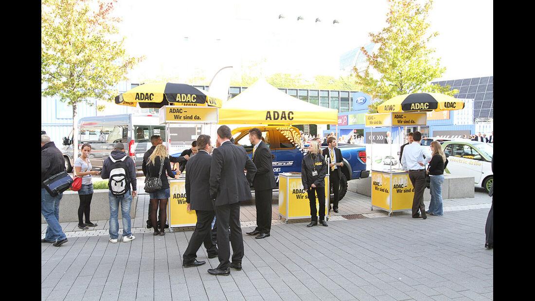 ADAC IAA 2011 Atmosphäre