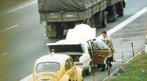 ADAC Käfer hilft Benz