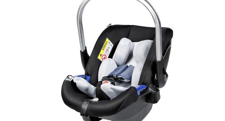 ADAC Kindersitz-Crashtest II 2019