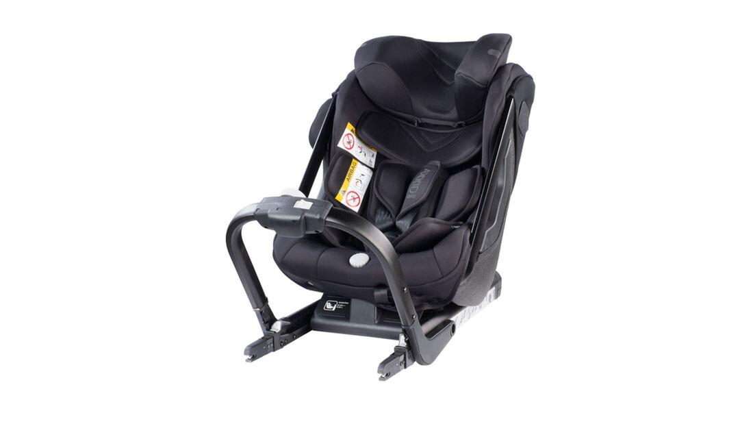ADAC Kindersitz-Test 2021 Axkid One+