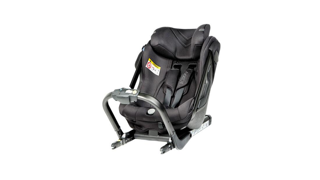 ADAC Kindersitz-Test 2021 Axkid One