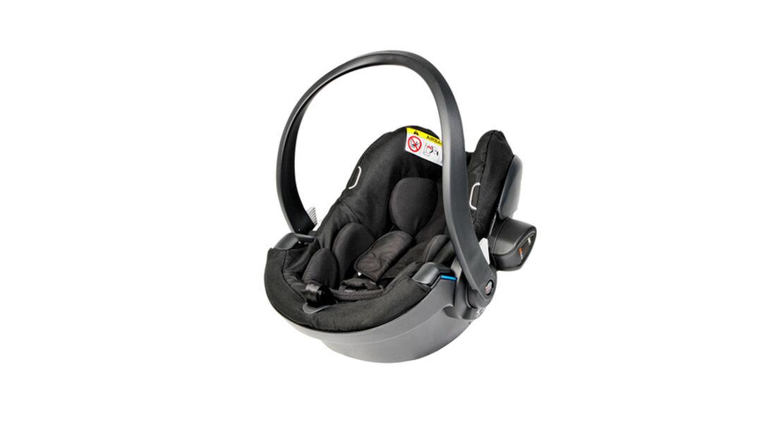 ADAC Kindersitz-Test 2021 Babyzen Yoyo iZi Go Modular X1 i Size by Besafe
