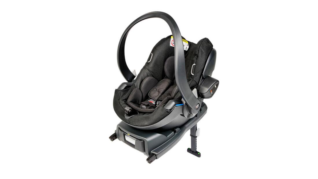 ADAC Kindersitz-Test 2021 Babyzen Yoyo iZi Go Modular X1 i Size by Besafe + iZi Modular i Size base