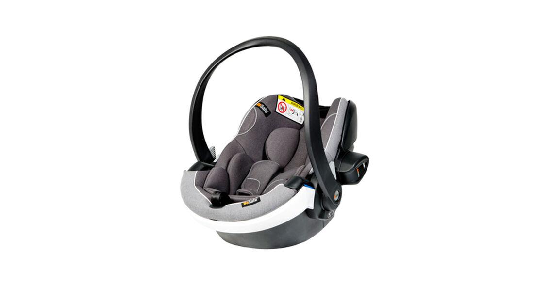 ADAC Kindersitz-Test 2021 Besafe iZi Go Modular X1 i Size