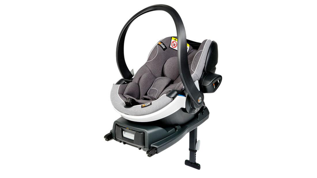 ADAC Kindersitz-Test 2021 Besafe iZi Go Modular X1 i Size + iZ Modular i Size base