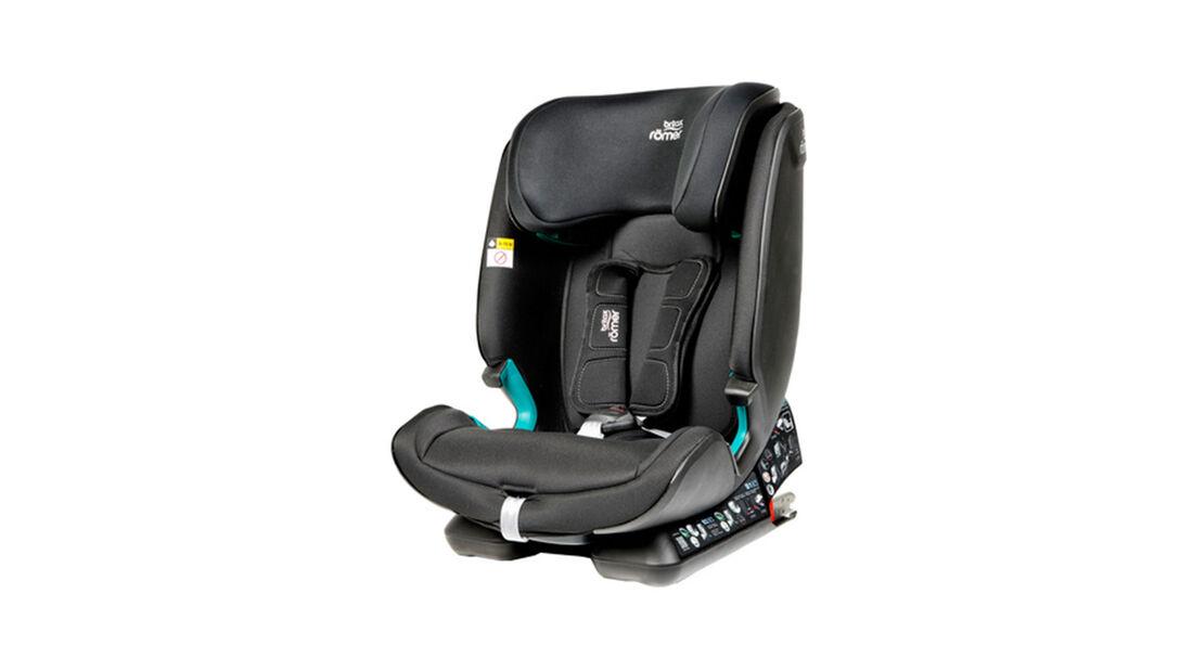 ADAC Kindersitz-Test 2021 Britax Römer Advansafix M i Size