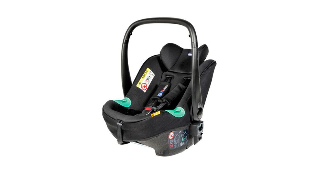 ADAC Kindersitz-Test 2021 Chicco Kiros i Size