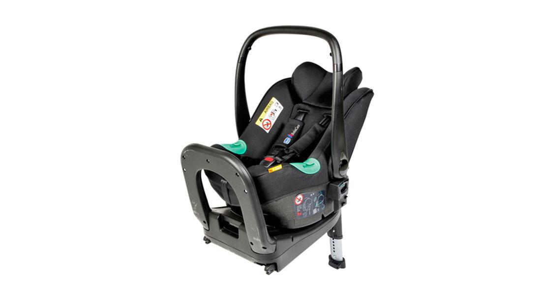 ADAC Kindersitz-Test 2021 Chicco Kiros i Size + Kiros i Size base