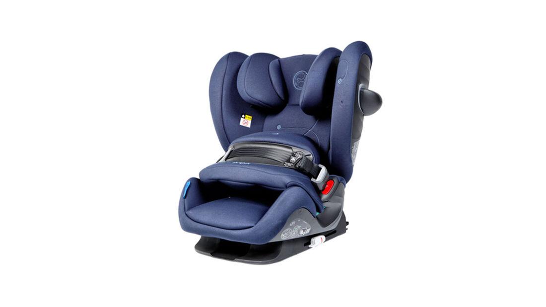 ADAC Kindersitz-Test 2021 Cybex Pallas G i Size