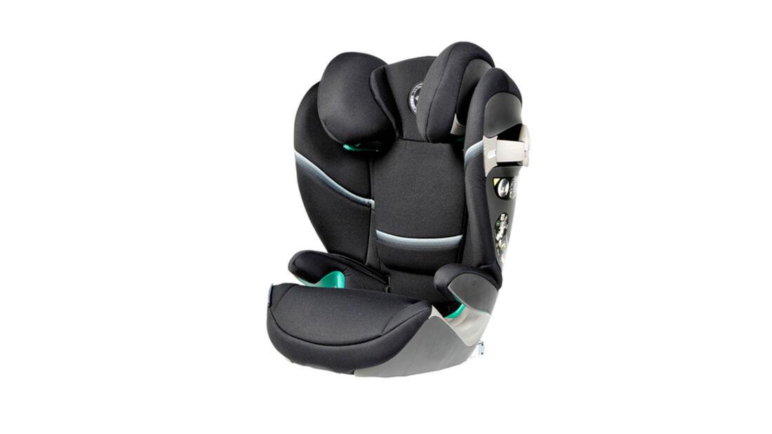 ADAC Kindersitz-Test 2021 Cybex Solution S i Fix