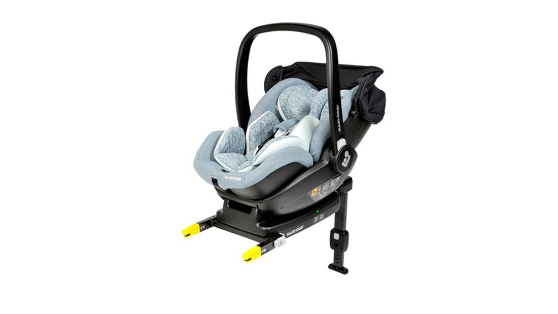 ADAC Kindersitz-Test 2021 Maxi Cosi Marble