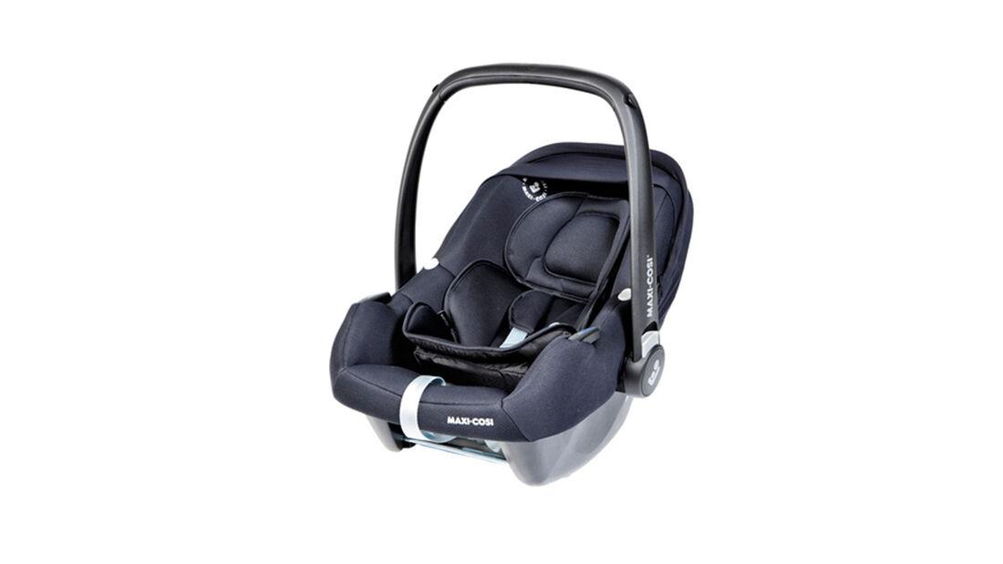 ADAC Kindersitz-Test 2021 Maxi Cosi Tinca