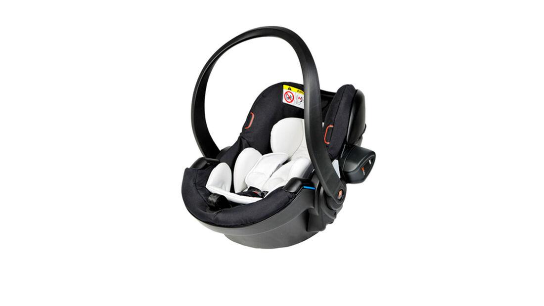 ADAC Kindersitz-Test 2021 Stokke iZi Go Modular X1 i Size by Besafe
