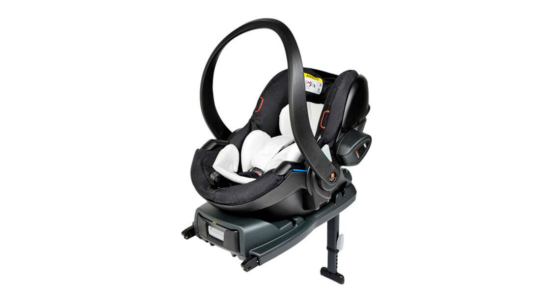 ADAC Kindersitz-Test 2021 Stokke iZi Go Modular X1 i Size by Besafe + iZi-Modular i Size-base