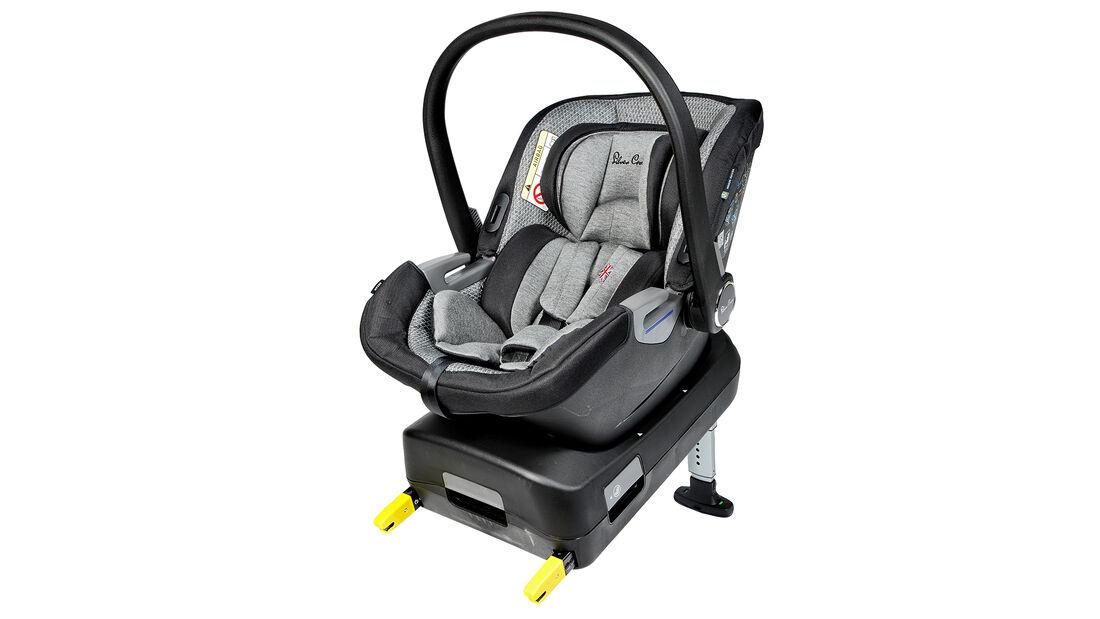 ADAC Kindersitztest 2020