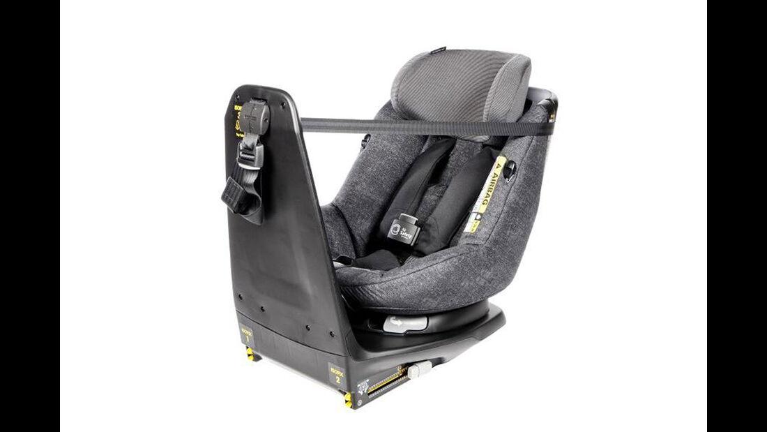 ADAC/ÖAMTC Kindersitz-Test Frühjahr 2018 Bébé-Confort-Axissfix-Air
