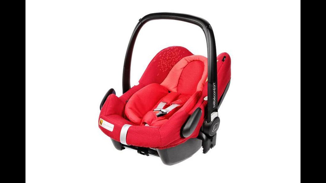 ADAC/ÖAMTC Kindersitz-Test Frühjahr 2018 B_b_-Confort-Rock