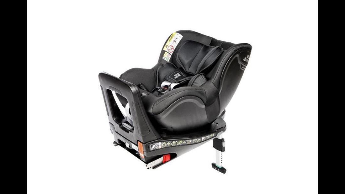 ADAC/ÖAMTC Kindersitz-Test Frühjahr 2018 Britax-Römer-Dualfix-i-Size